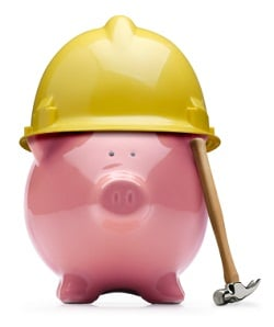 costs remodeling ct piggy bank