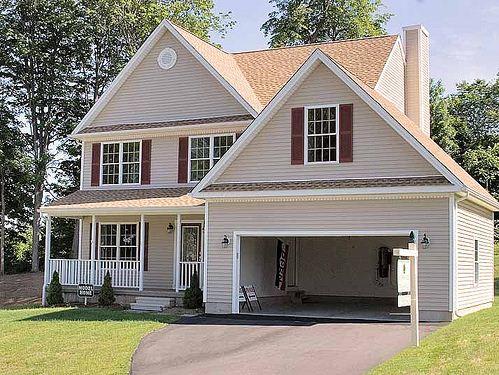 Cobblestone Meriden New Home