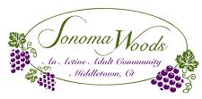 sonoma woods logo
