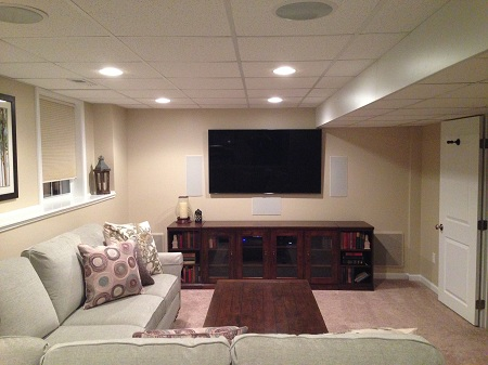 basement remodel cobblestone testimonial