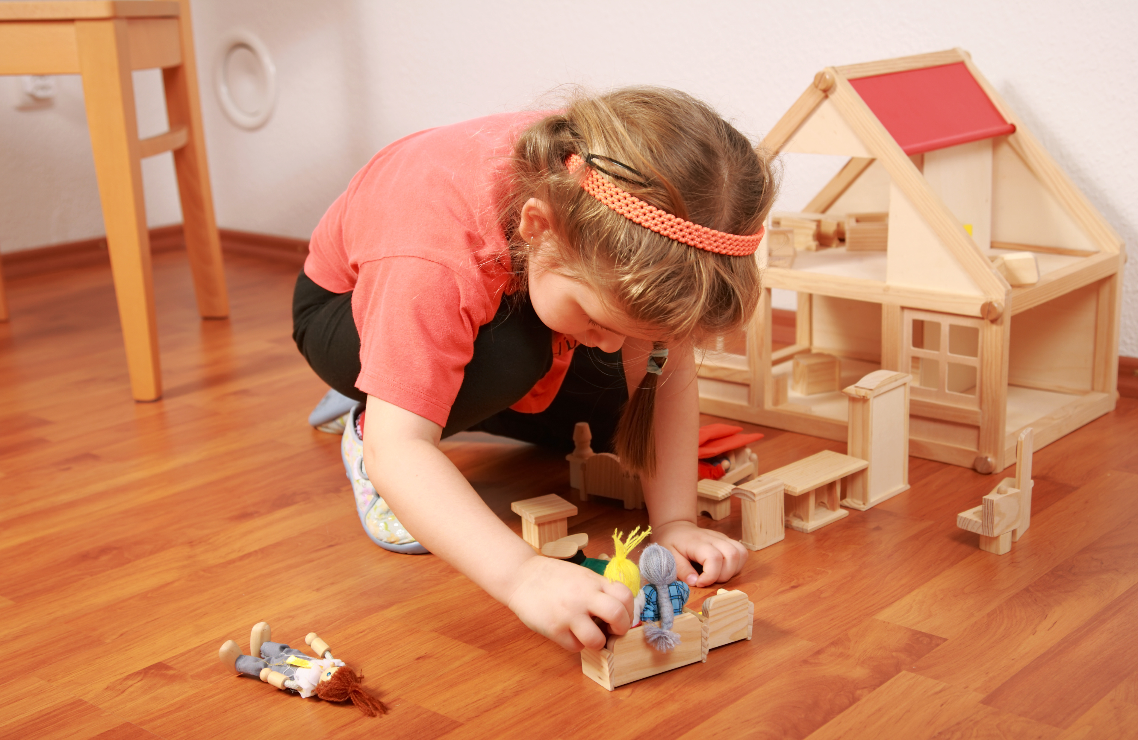 Smart home design for families with kids