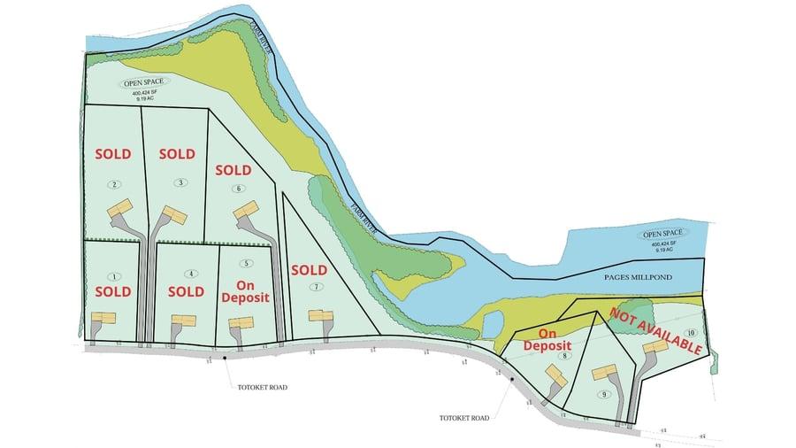 Riverview Farms Availability | Sunwood Development