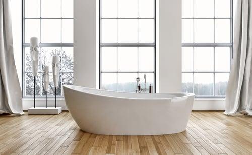 Soak tub