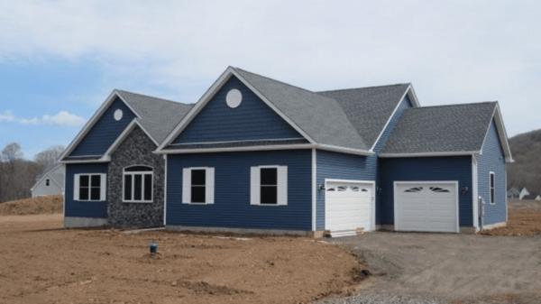 Custom Built Bridgewater Home