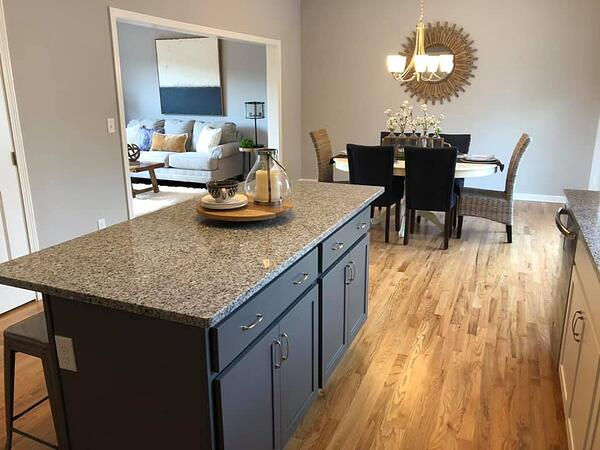 Kitchen remodeling for aging in place