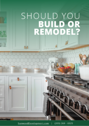 Should Your Build or Remodel