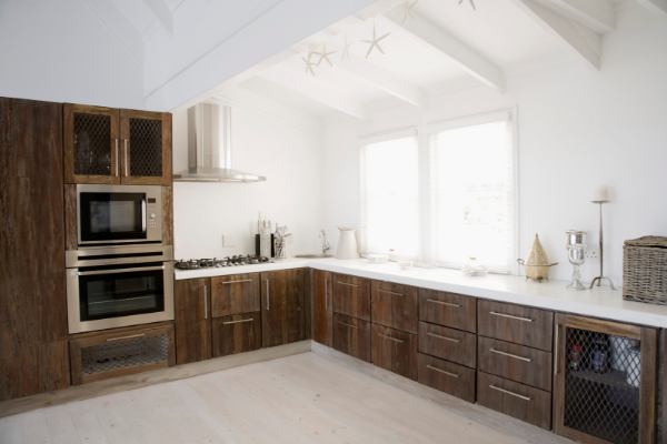 Quartz Cabinets for Custom Home in Middletown CT